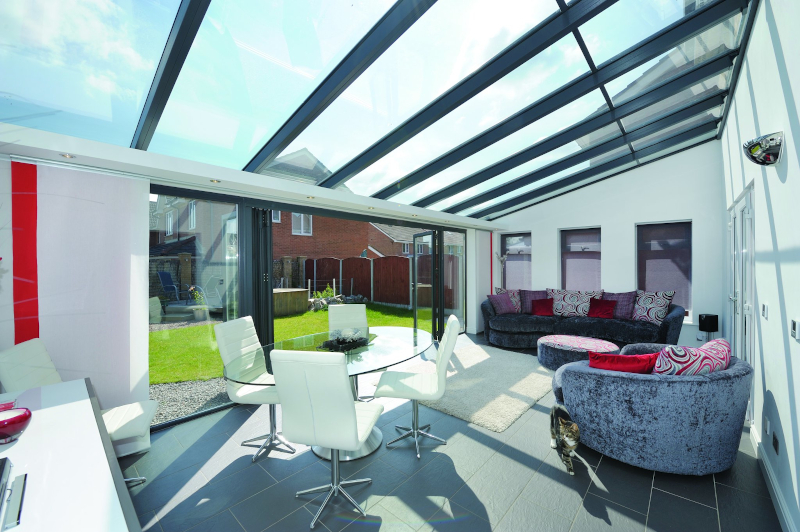 Conservatory - House extension cost