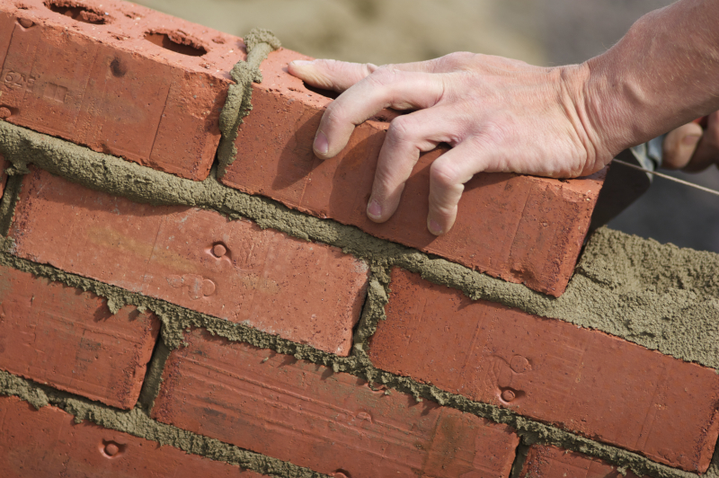 Brick and block - House extension cost