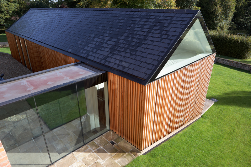 Modern style - House extension cost